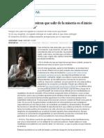 """D.Rousseff """"Las protestas muestran que salir de la miseria es el inicio de otras demandas"""" _ Internacional _ EL PAÍS"""