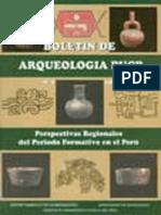 Boletin de Arqueologia PUCP No. 02 (1998) - Numero 02 Perspectivas regionales del Período Formativo en el Perú - No. 2 (1998)
