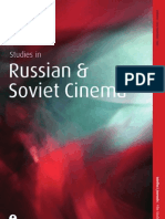 Studies in Russian and Soviet Cinema