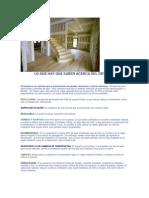 Lo Que Hay Que Saber Acerca Del Drywall