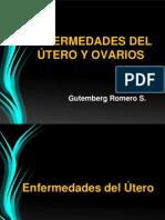 Enfermedades Utero y Ovarios