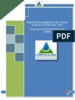 DIAGNÓSTICO AMBIENTAL DE CALDAS 2013 - 2015