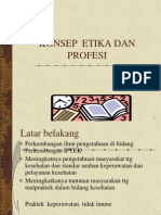 Etika Keperawatan II