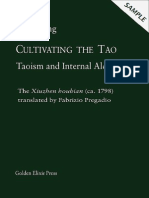 Cultivating the Tao