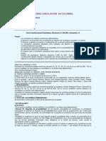 Jurisprudencia Conciliacion C 1195 01