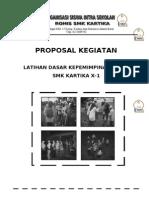 Proposal Ldkr 2 2013