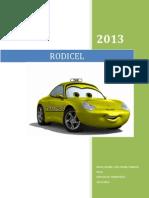 Puesto de Trabajo,Taxi Rodicel
