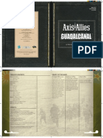 Guadalcanal Rules