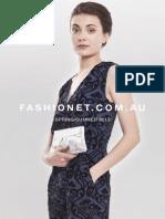 FashioNet Online Boutique - Lookbook 2013