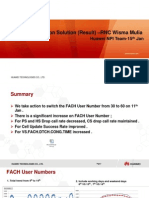 FACH Congestion Solution(Result)_RNC Wisma Mulia 2_21st Jan