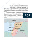 The Syrian Civil War by Diego