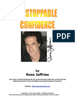 Unstoppable Confidence Transcript