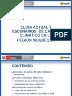 Senamhi-moquegua Escenarios Climaticos 2013