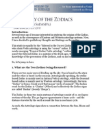 Story of Zodiacs Sam Geppi
