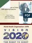 Optometry and v 2020 Global