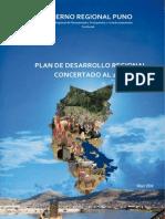 Consolidado Plan Concertado REGION PUNO 2021