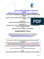 2013 RegForm GPS Implementation Training Workshop