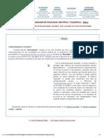 CONDICIONAMIENTO OPERANTE - Diccionario de Psicología