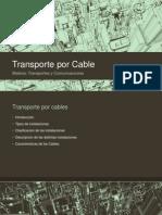 Presentacion Transporte Por Cable
