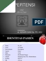 Hipertensi Tanpa Tp