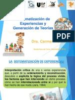 Sistematizacion de Experiencias y Generacion de Teorias (Definitiva)