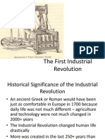 industrial revolution definition pdf
