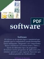 Software y Tipos de Software