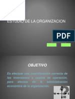 ESTUDIO ORGANIZACIONAL  (1)