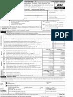 2012 Olelo Tax Form 990