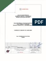 KS-DI-DT-006 Hoja de Datos Materiales y Equipos HT Rev A