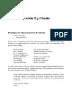 Oligosaccharide Synthesis