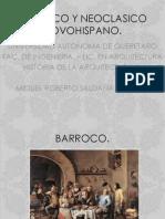 Barroco y Neoclasico
