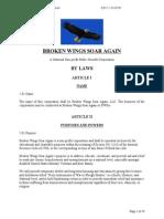 bwsa bylaws