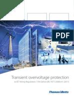 Furse - Transient OverVoltage Protection