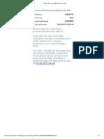 Dados da Declaração Modelo 3 de IRS