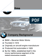 BMW Presentation Example1111