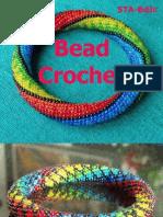 Bead Crochet Braceletes Inspiracao