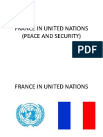 France in Un
