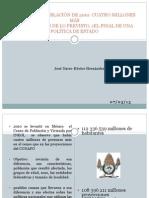 EL CENSO DE POBLACIÓN DE 2010