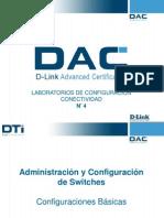 DAC Con Labs 4 09 Vlans