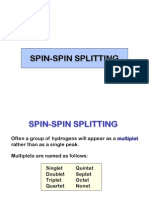 Nmr Splitting