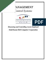 MCS - Case 7-5 Dell Computer Corporation