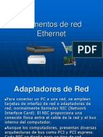 Elementos de Red Ethernet
