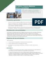 secuencia didactica 2ºContaminación hídrica matanza riachuelo