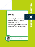 Guide Standard