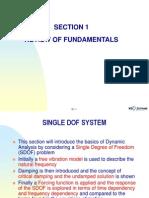 Section Fundamentals