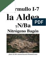 Murmullo I 7 La Aldea