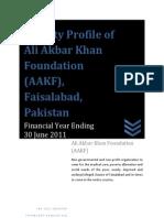 AAKF Report