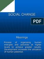 Social Change(1)