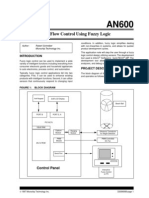 Air Flow Control Using Fuzzy Logic
